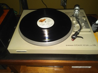 Pioneer PL516 & Ortofon 2M RED