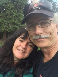 Mike and Sue Aug 2016
